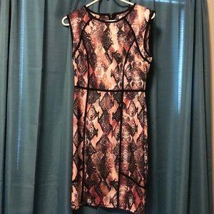 Jennifer Lopez tailored dress